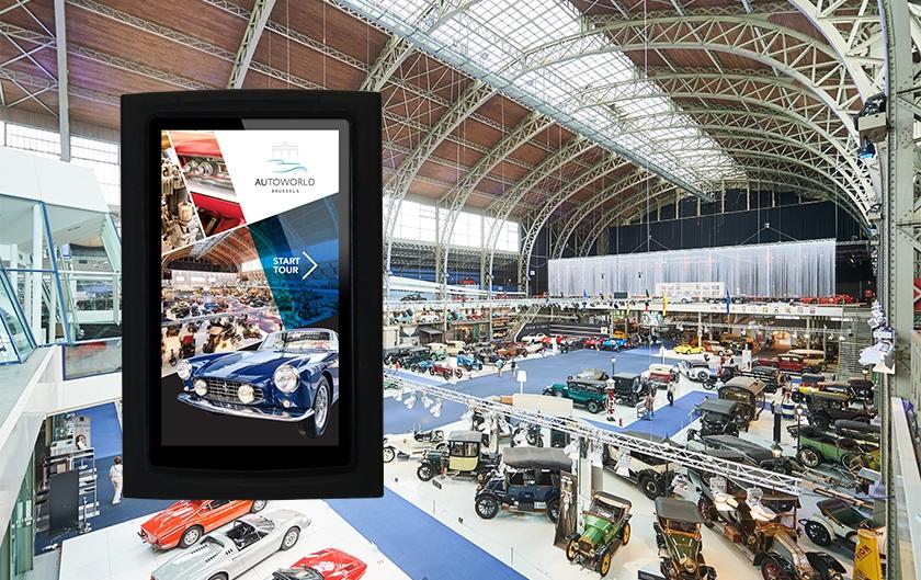 Pimento Member Imagineear Creates Multimedia Tour For Autoworld
