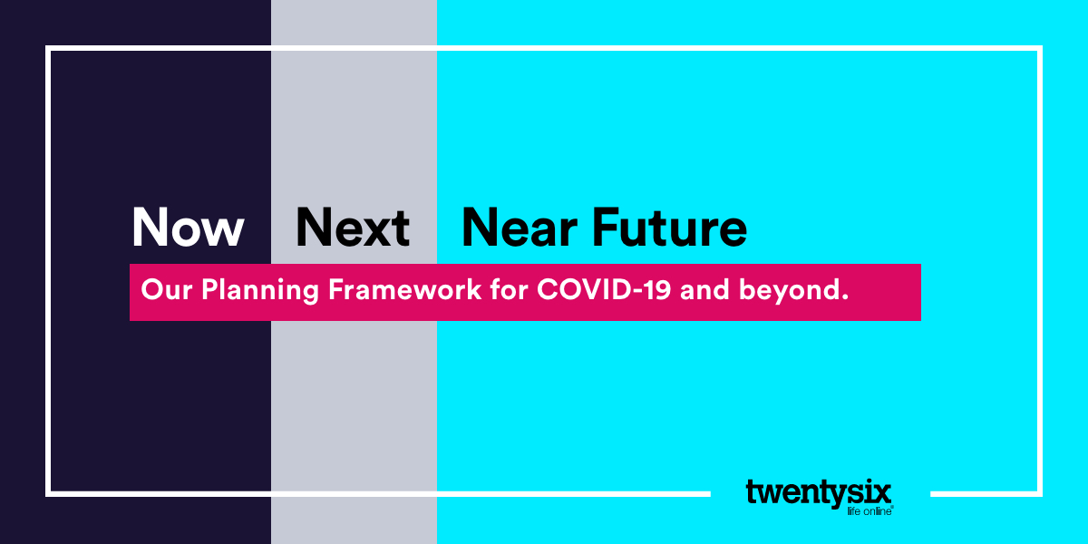 A Covid-19 Marketing Strategy Playbook