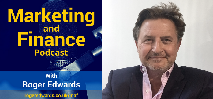 Stephen Knight Appears on the Marketing and Finance Podcast