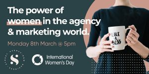 IWD event by pimento member street agency