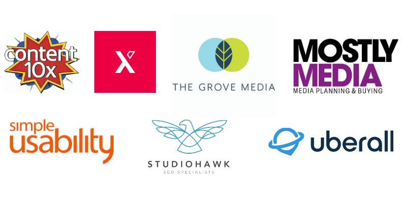 Pimento member logos for Digital media